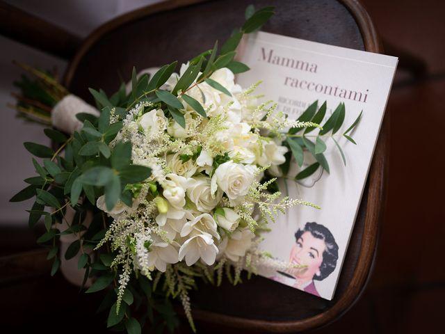 Il matrimonio di Alessio e Elena a Pombia, Novara 13