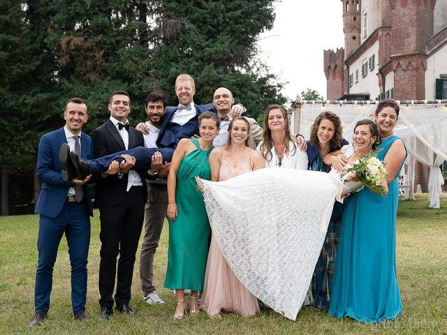 Il matrimonio di Alessio e Elena a Pombia, Novara 38