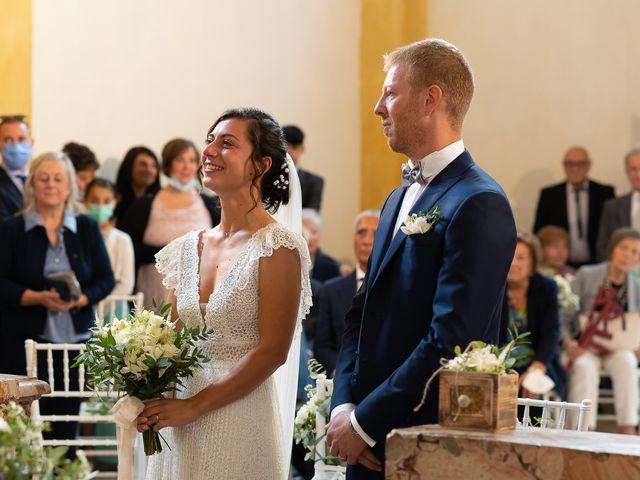 Il matrimonio di Alessio e Elena a Pombia, Novara 26