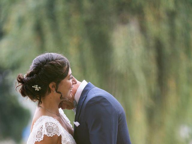 Il matrimonio di Alessio e Elena a Pombia, Novara 52