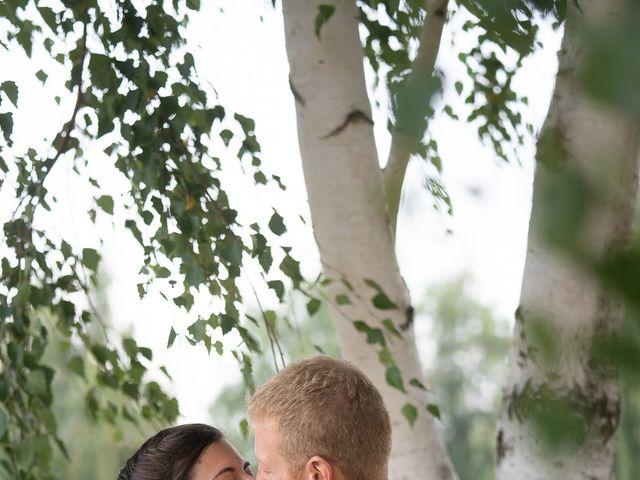 Il matrimonio di Alessio e Elena a Pombia, Novara 48