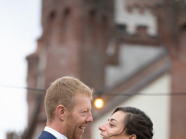 Il matrimonio di Alessio e Elena a Pombia, Novara 53