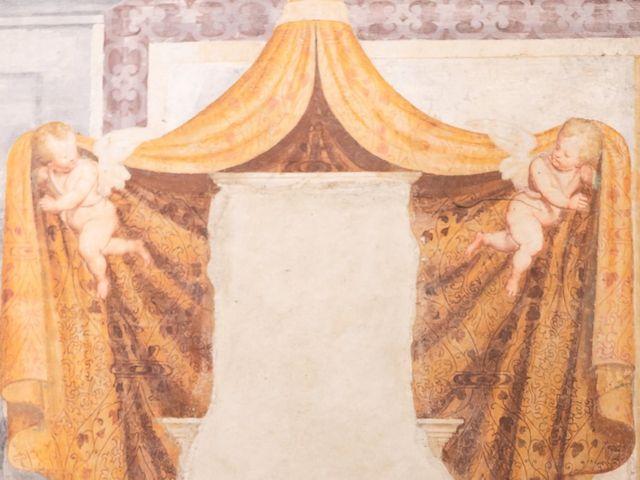 Il matrimonio di Alessio e Elena a Pombia, Novara 1