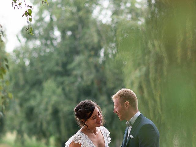 Il matrimonio di Alessio e Elena a Pombia, Novara 49