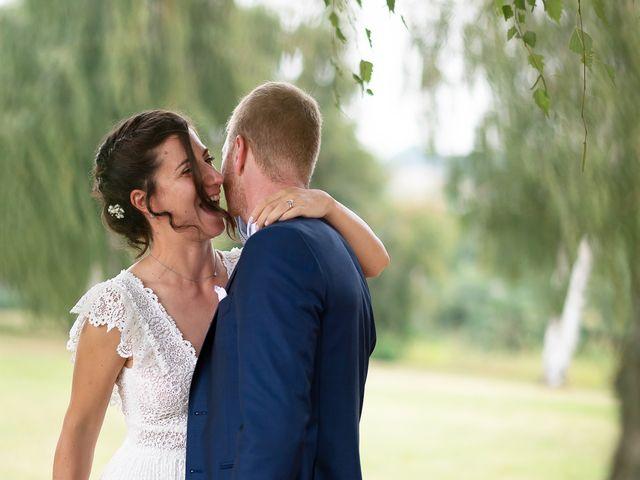 Il matrimonio di Alessio e Elena a Pombia, Novara 50