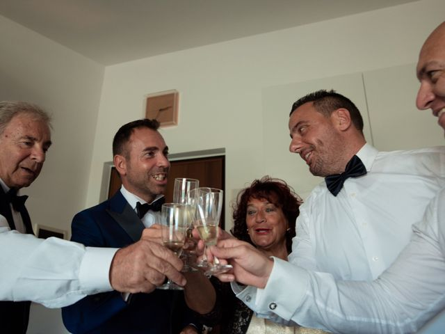 Il matrimonio di Fabio e Sara a Fossacesia, Chieti 4