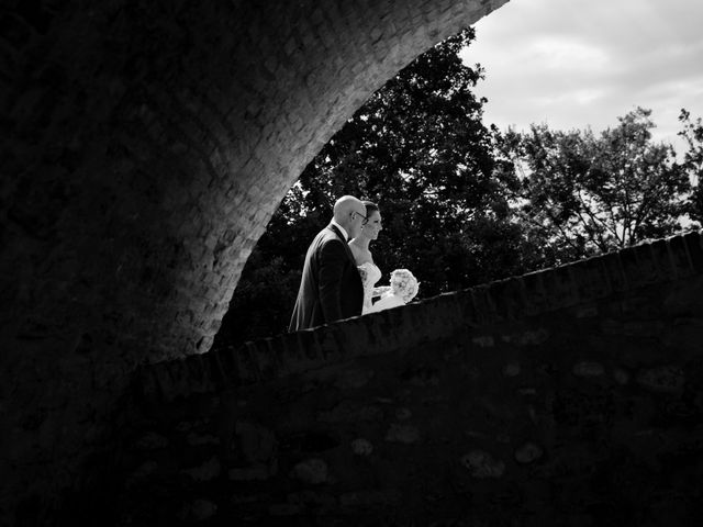 Il matrimonio di Fabio e Sara a Fossacesia, Chieti 15
