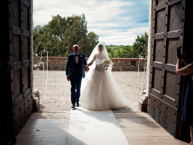 Il matrimonio di Fabio e Sara a Fossacesia, Chieti 16
