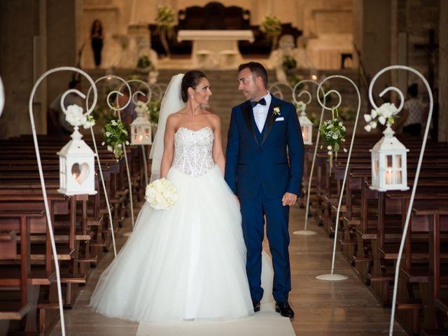 Il matrimonio di Fabio e Sara a Fossacesia, Chieti 19