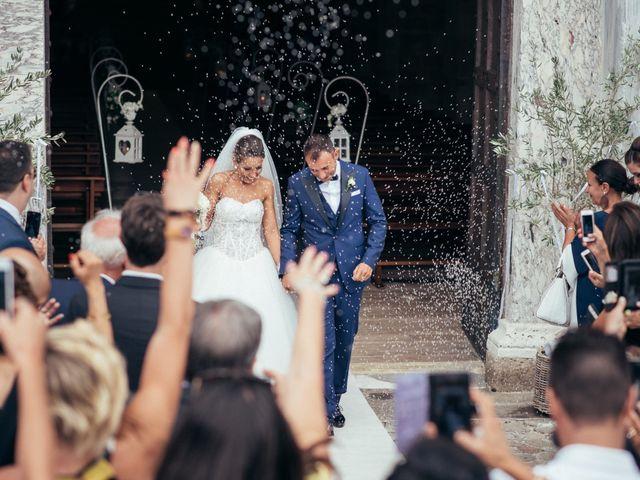Il matrimonio di Fabio e Sara a Fossacesia, Chieti 20