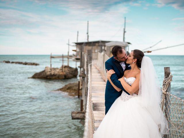 Il matrimonio di Fabio e Sara a Fossacesia, Chieti 23