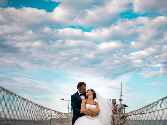 Il matrimonio di Fabio e Sara a Fossacesia, Chieti 24