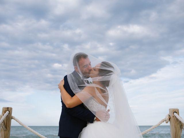 Il matrimonio di Fabio e Sara a Fossacesia, Chieti 27
