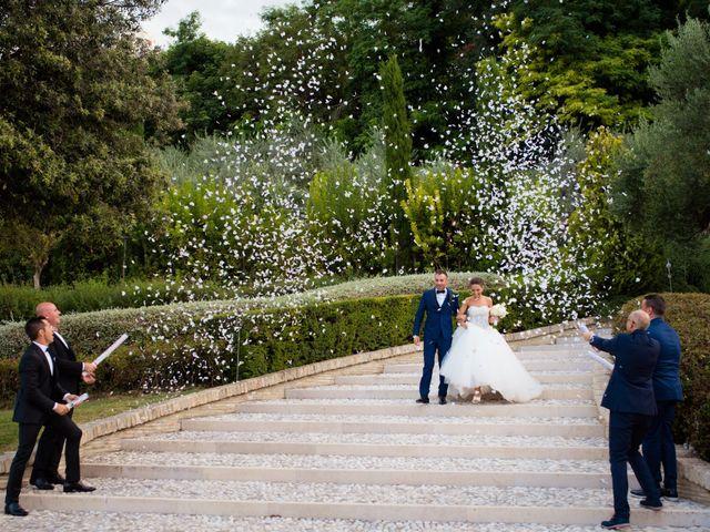 Il matrimonio di Fabio e Sara a Fossacesia, Chieti 29