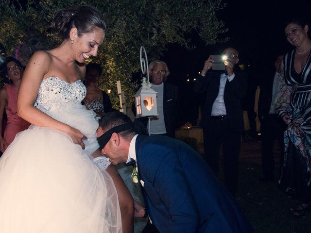 Il matrimonio di Fabio e Sara a Fossacesia, Chieti 38