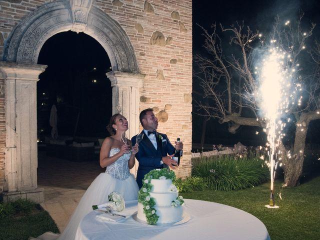 Il matrimonio di Fabio e Sara a Fossacesia, Chieti 41