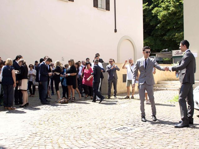 Il matrimonio di Stefania e Andrea a San Lazzaro di Savena, Bologna 3