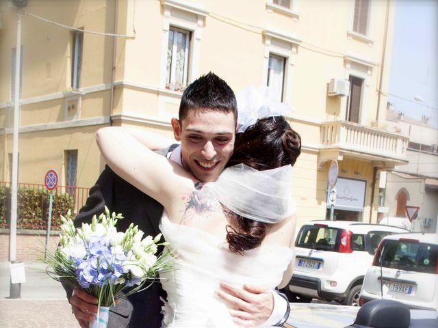 Il matrimonio di Stefania e Andrea a San Lazzaro di Savena, Bologna 10