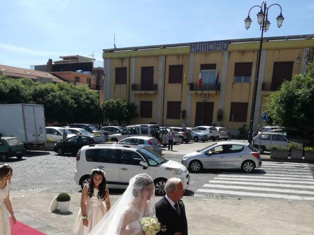 Il matrimonio di Giuseppe e Ketty a Santa Venerina, Catania 4