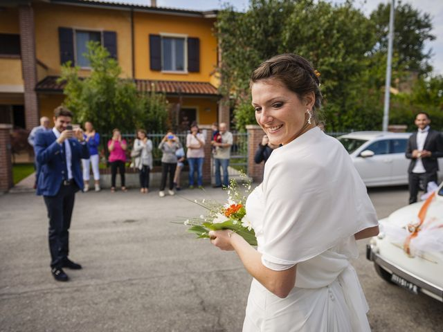 Il matrimonio di Fabio e Chiara a San Secondo Parmense, Parma 23