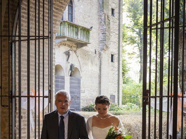 Il matrimonio di Fabio e Chiara a San Secondo Parmense, Parma 27