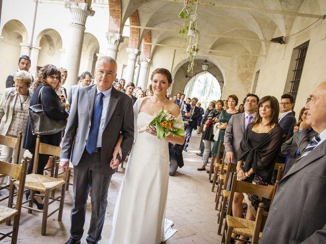 Il matrimonio di Fabio e Chiara a San Secondo Parmense, Parma 29