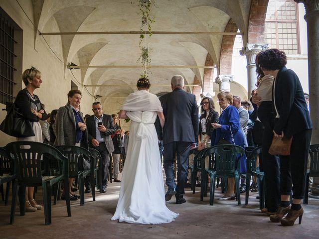 Il matrimonio di Fabio e Chiara a San Secondo Parmense, Parma 31