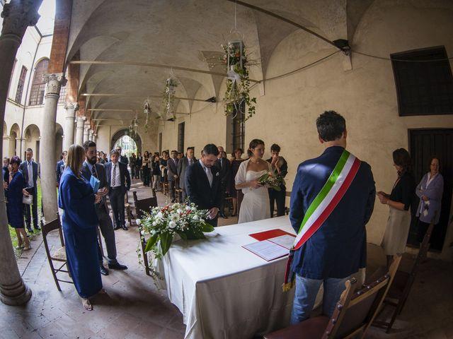 Il matrimonio di Fabio e Chiara a San Secondo Parmense, Parma 32
