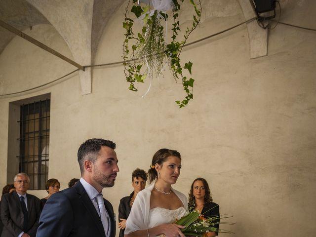 Il matrimonio di Fabio e Chiara a San Secondo Parmense, Parma 35
