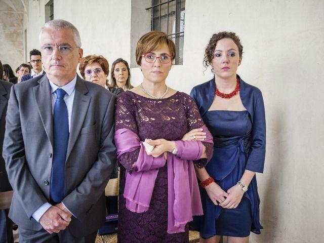 Il matrimonio di Fabio e Chiara a San Secondo Parmense, Parma 37