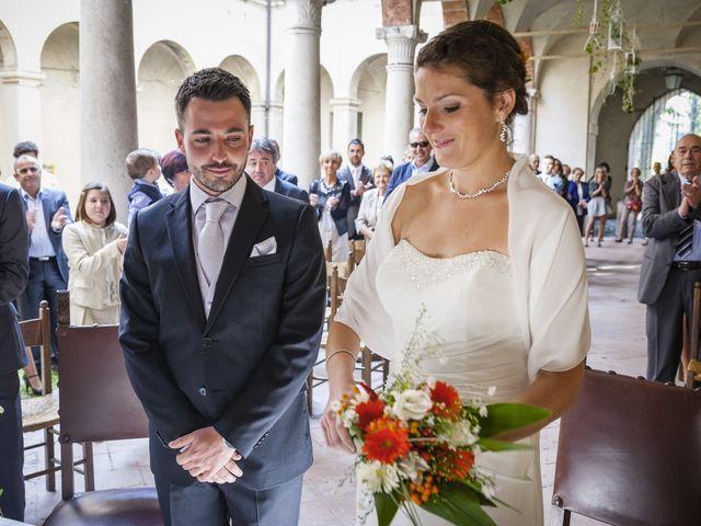 Il matrimonio di Fabio e Chiara a San Secondo Parmense, Parma 40