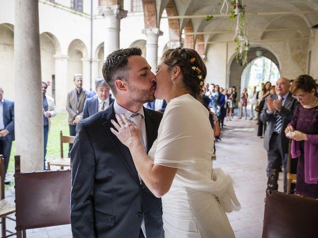 Il matrimonio di Fabio e Chiara a San Secondo Parmense, Parma 42