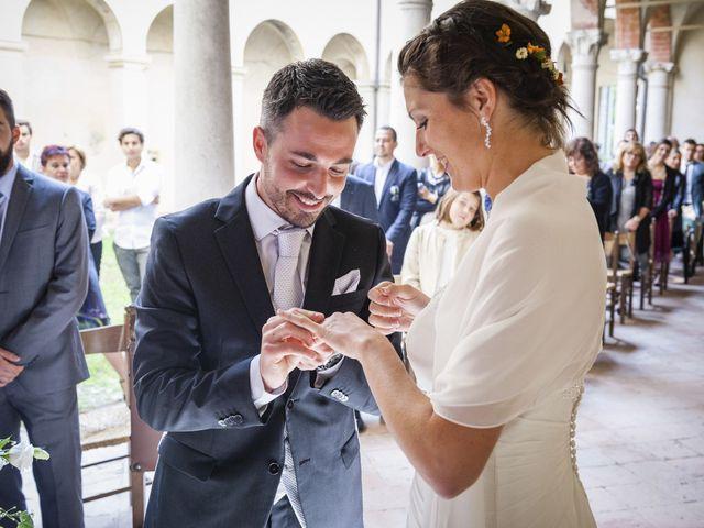 Il matrimonio di Fabio e Chiara a San Secondo Parmense, Parma 45
