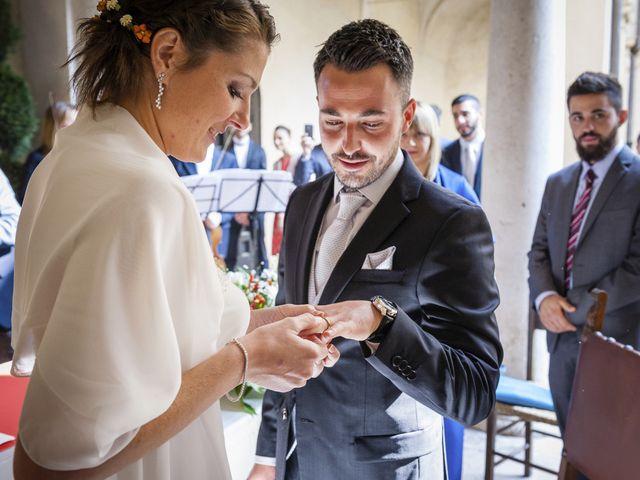 Il matrimonio di Fabio e Chiara a San Secondo Parmense, Parma 46