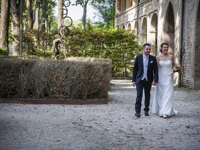Il matrimonio di Fabio e Chiara a San Secondo Parmense, Parma 54