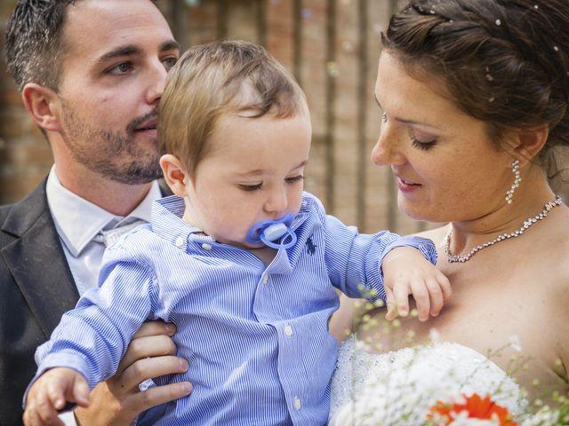 Il matrimonio di Fabio e Chiara a San Secondo Parmense, Parma 58