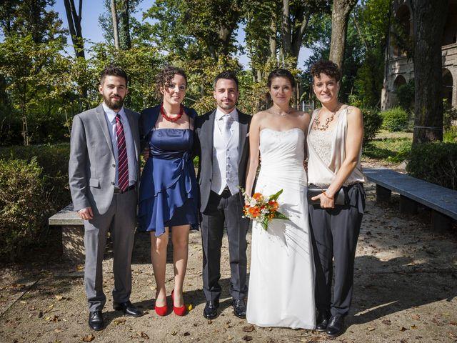 Il matrimonio di Fabio e Chiara a San Secondo Parmense, Parma 62