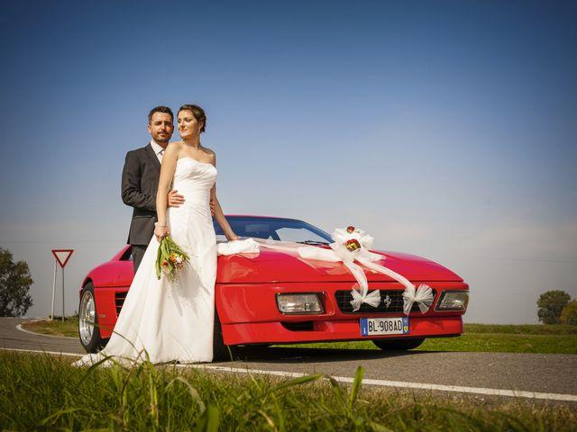 Il matrimonio di Fabio e Chiara a San Secondo Parmense, Parma 74