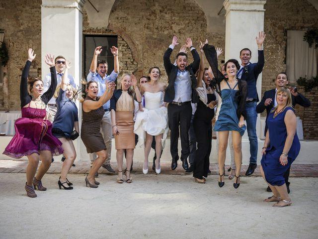 Il matrimonio di Fabio e Chiara a San Secondo Parmense, Parma 2
