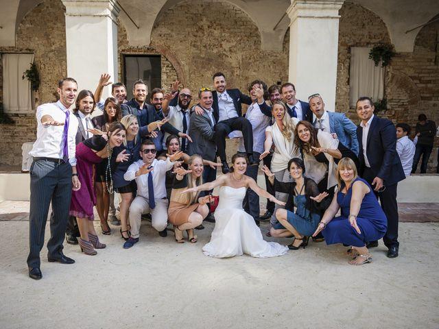 Il matrimonio di Fabio e Chiara a San Secondo Parmense, Parma 77