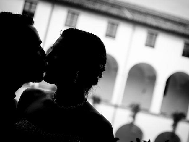 Il matrimonio di Fabio e Chiara a San Secondo Parmense, Parma 80