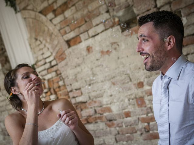 Il matrimonio di Fabio e Chiara a San Secondo Parmense, Parma 83