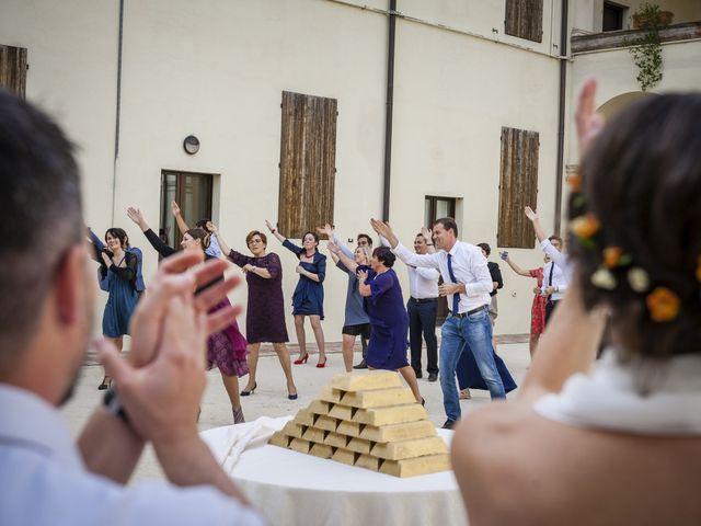 Il matrimonio di Fabio e Chiara a San Secondo Parmense, Parma 84
