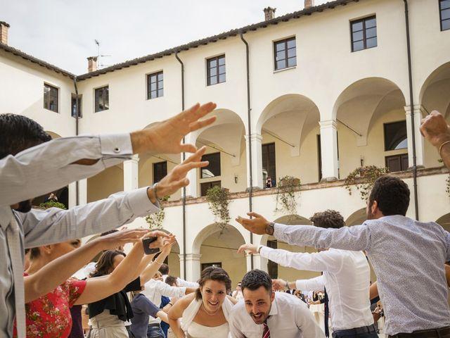 Il matrimonio di Fabio e Chiara a San Secondo Parmense, Parma 85