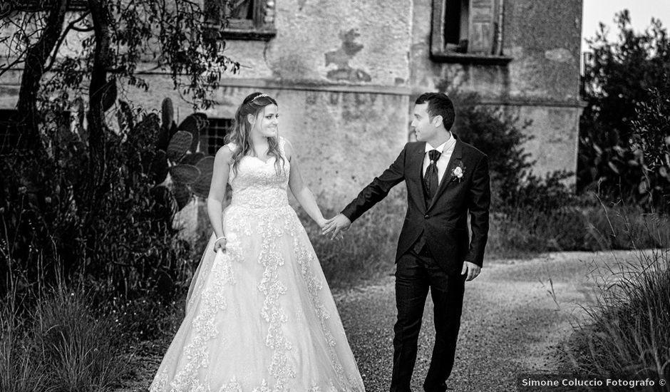 Il matrimonio di Giuseppe e Antonella a Siderno, Reggio Calabria