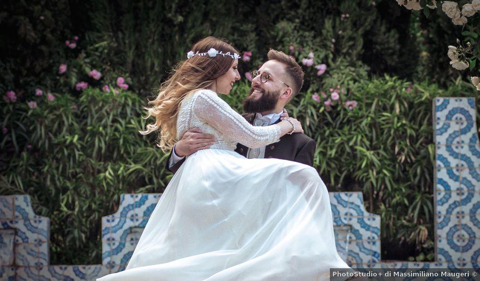 Il matrimonio di Andrea e Carla a Catania, Catania