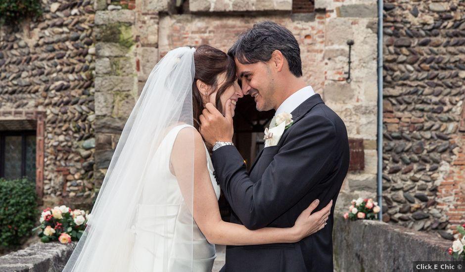 Il matrimonio di Claudio e Caterina a Filago, Bergamo