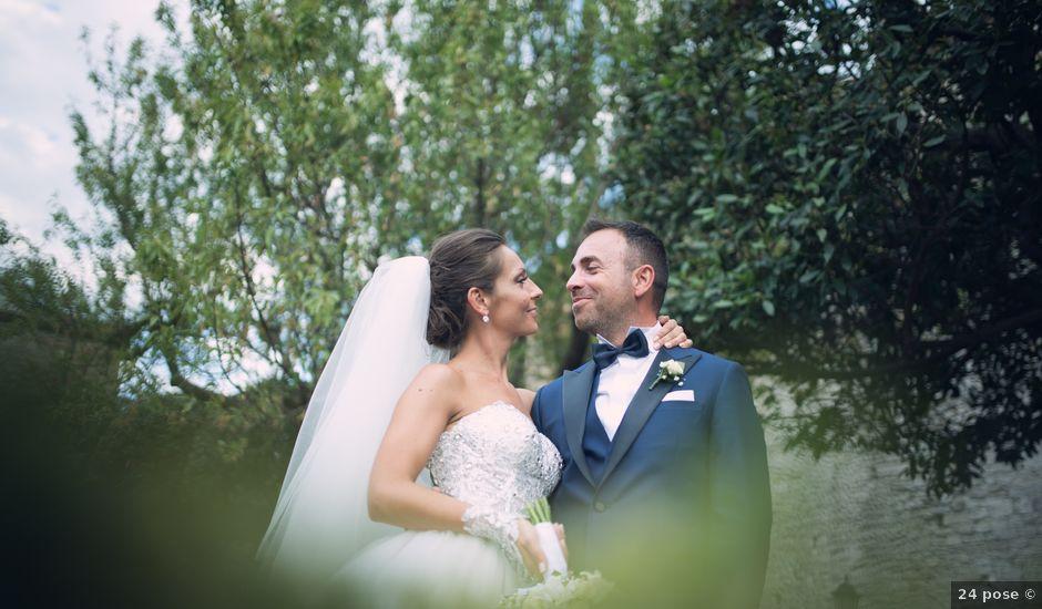 Il matrimonio di Fabio e Sara a Fossacesia, Chieti