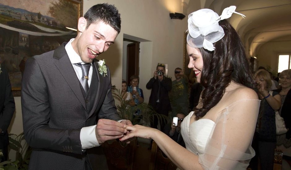 Il matrimonio di Stefania e Andrea a San Lazzaro di Savena, Bologna