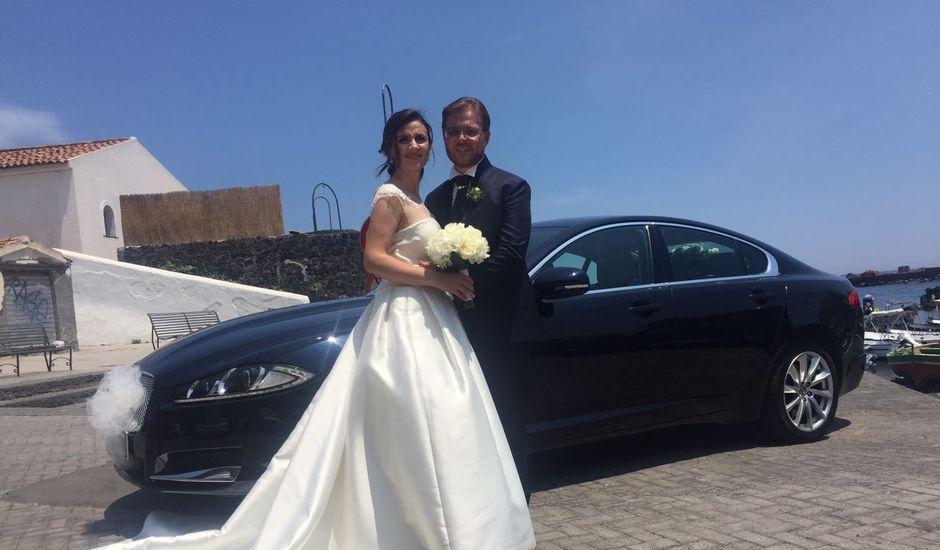 Il matrimonio di Giuseppe e Ketty a Santa Venerina, Catania